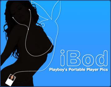 Playboy iPod