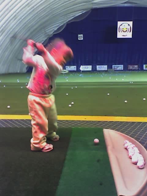 Kiddo Golf Dome