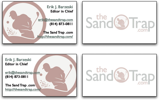 TST Business Cards