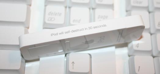 iPod Shuffle Engraving