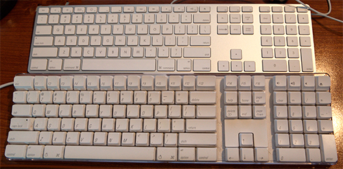 New Apple Keyboard
