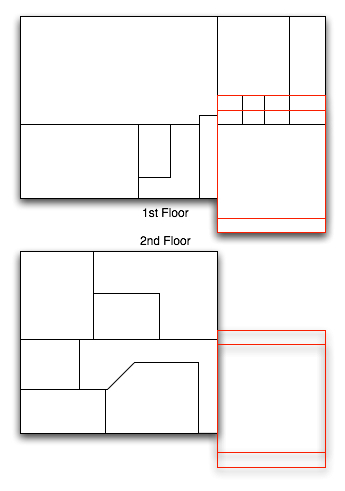 House Layout With Room