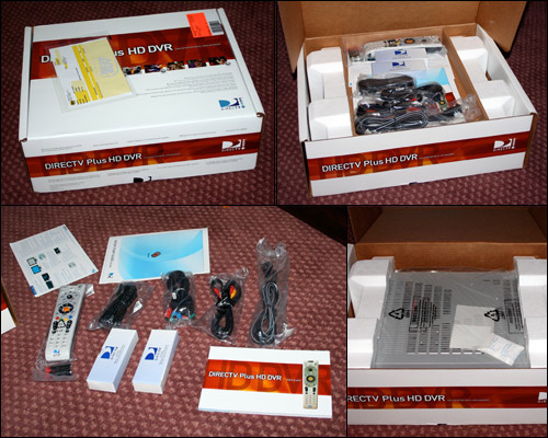 Hr20 Unpacking