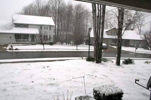 2005 First Snow