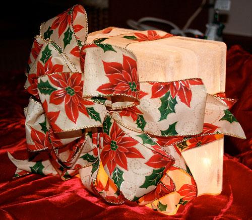 Christmas Glow Box