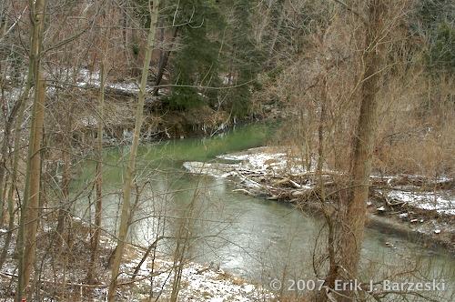 Creek Left