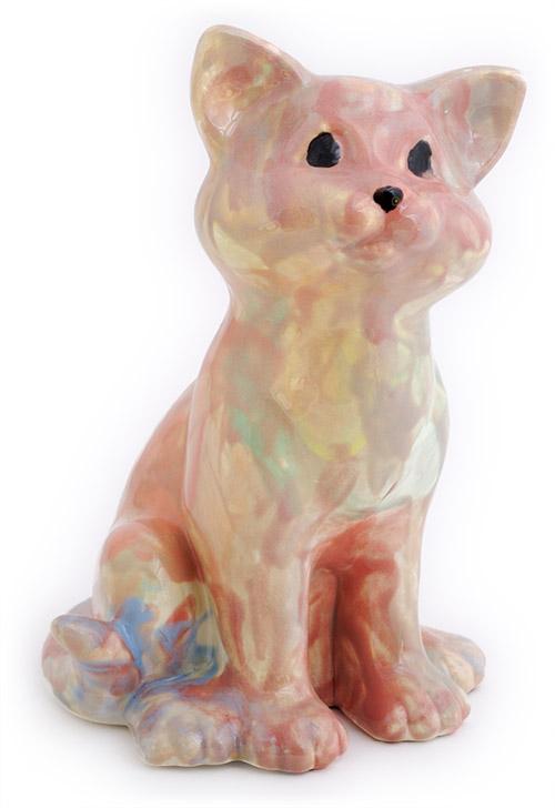 Kitty Statue