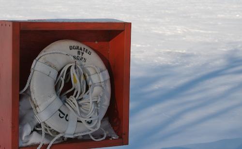 Presque Isle Winter Lifesaver