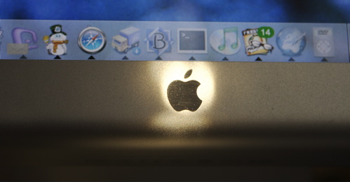 Shining Apple